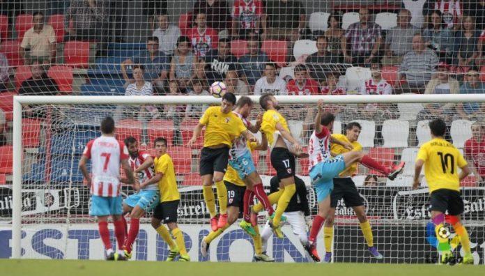 El Sevilla Atlético cae derrotado en Lugo
