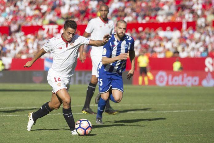 El Sevilla arrolló en números al Alavés
