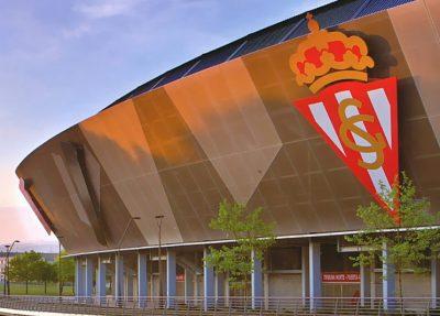 El Molinón no se le da bien al Sevilla