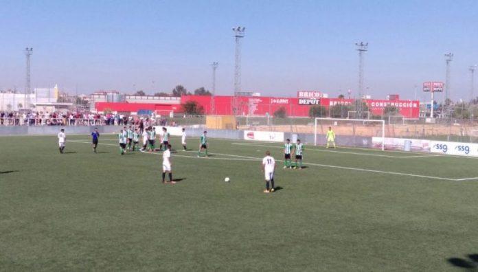 El Sevilla C vence el derbi 2-0 al Betis B