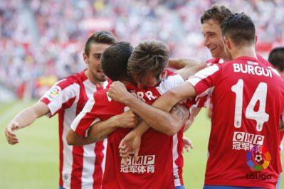 Sevilla y Sporting aseguran espectáculo en el Molinón