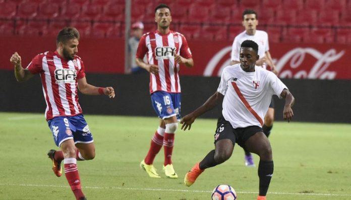 Yan Brice, traspasado a la UD Almería
