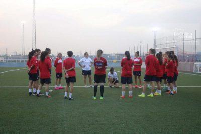 El Sevilla Femenino cede puntos por primera vez en la temporada