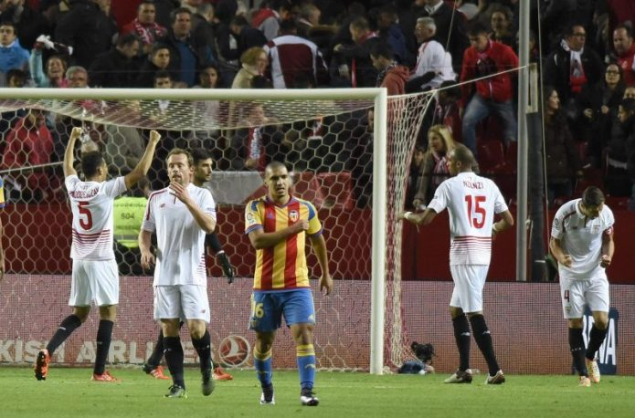 Mestalla, un estadio maldito para el Sevilla