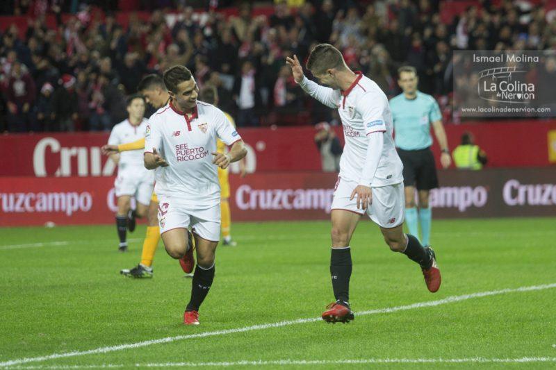 Galería fotográfica Sevilla FC 4 – 1 Málaga CF