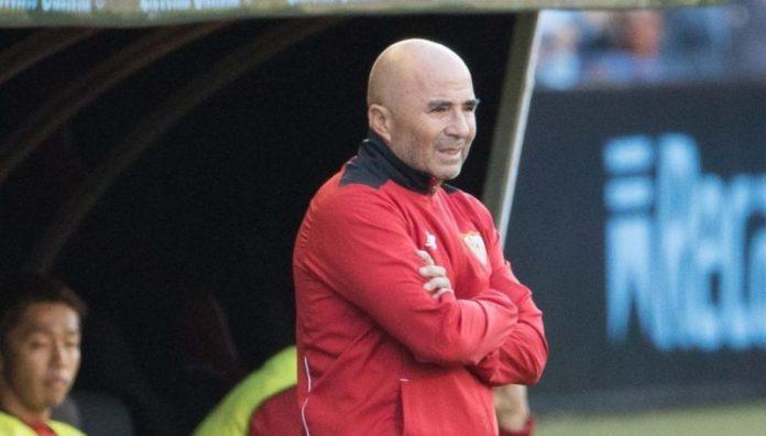 Sampaoli: «Lo único que quiero es que todo el estadio esté alentando»