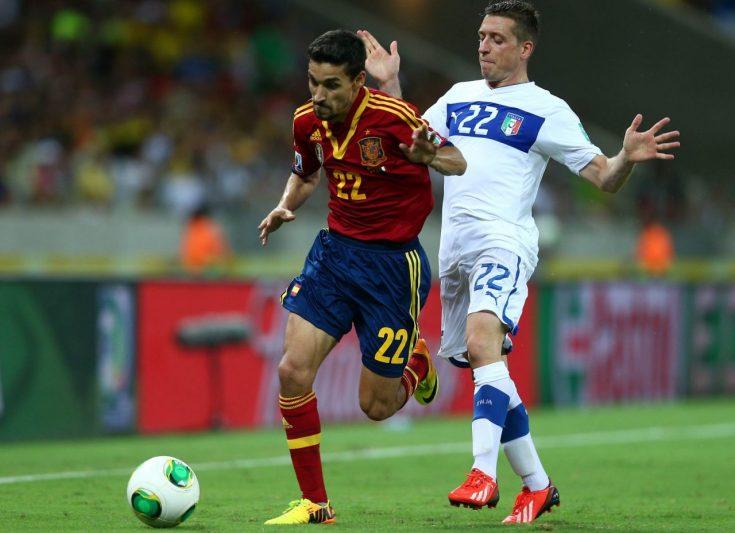 Los diez sevillistas que más veces jugaron con España