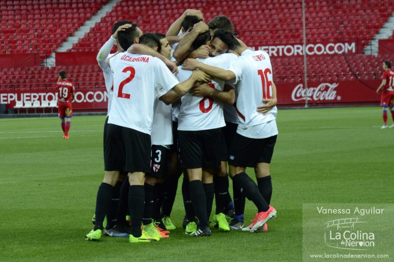 Fotogalería del Sevilla Atlético – Numancia