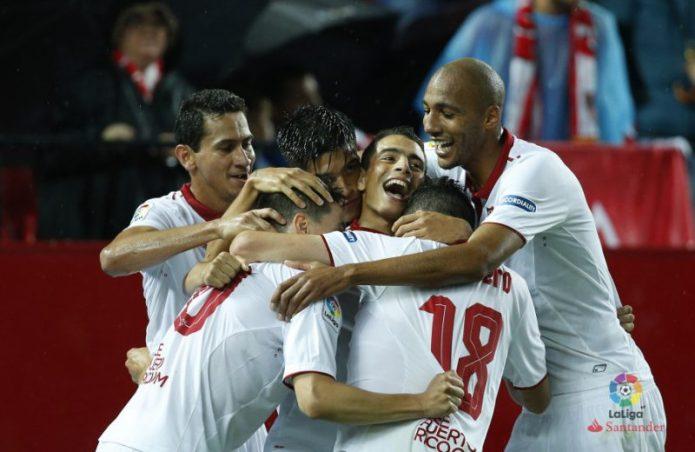 El Sevilla mantiene su candidatura a la tercera plaza