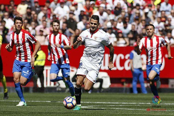 El Sevilla pierde la tercera plaza con un empate atípico