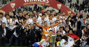 Sevilla FC UEFA Europa League