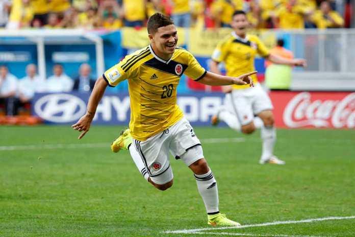 El colombiano Quintero se pone a tiro