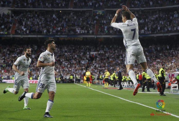 El Real Madrid arrolla al Sevilla