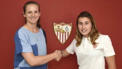 María Bores, sangre joven para el lateral derecho