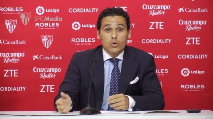 Del Nido Carrasco recupera el cargo de vicepresidente del Sevilla
