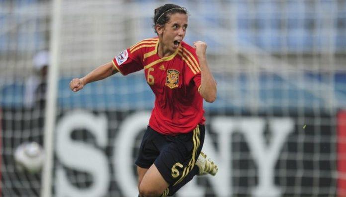 Nagore Calderón, talento para la medular sevillista