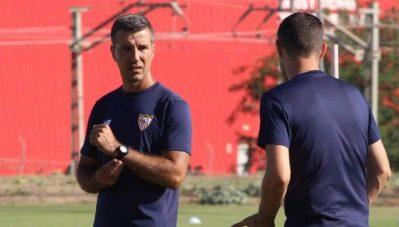 """Paco García: """"El equipo y las jugadoras tienen un gran nivel"""""""