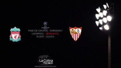 El Sevilla busca en Liverpool prolongar su racha sin perder