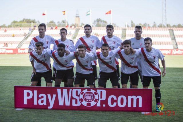 El filial visita Almería con la necesidad de ganar