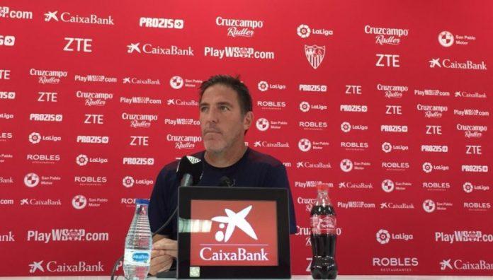 """Berizzo: """"Ante el Valencia necesitamos dominar"""""""