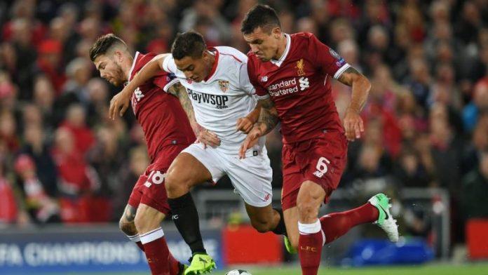 El potente once de Berizzo frente al Liverpool