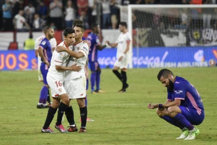 Los números, muy a favor del Sevilla frente al Leganés