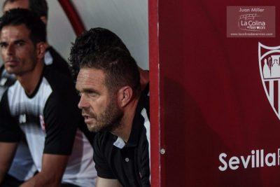 """Tevenet: """"El Sevilla Atlético no gana, pero también lleva siete jornadas sin perder"""""""