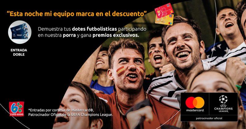 Gana entradas para ver al Sevilla en Champions con EURO 6000