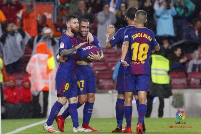 Un doblete de Paco Alcácer deja al Sevilla sin premio