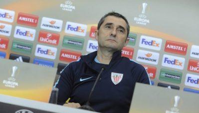 Valverde, otro hándicap en la visita al Camp Nou
