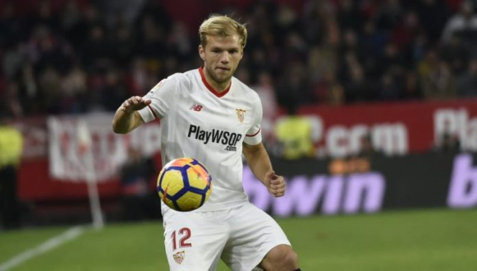 El Sevilla FC no pierde con Geis de titular