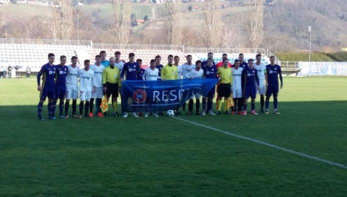 El Sevilla se despide de la Youth League, pese a ganar al Maribor