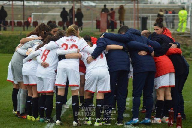Las mejores fotos del Sevilla Femenino – Sporting Huelva