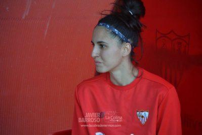 """Noelia Gil: """"Me surgió la oportunidad de venir a Sevilla y no lo dudé"""""""
