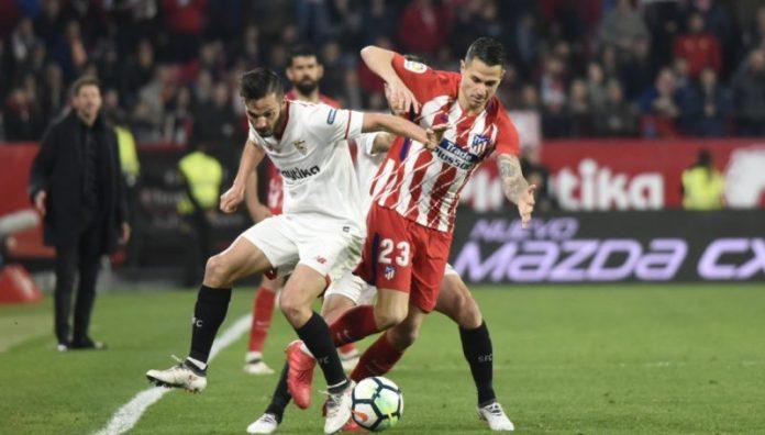 Sarabia: «El Atlético ha tenido mucha efectividad»