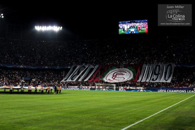 El Sevilla, por antigüedad, será local en la Final de Copa ante el Barça