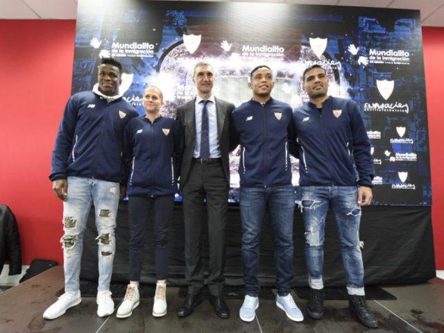 """Antonio Álvarez: """"El Mundialito es mucho más que fútbol"""""""