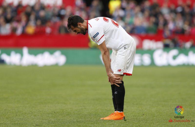 La alarmante falta de gol despidió al Sevilla de la Champions
