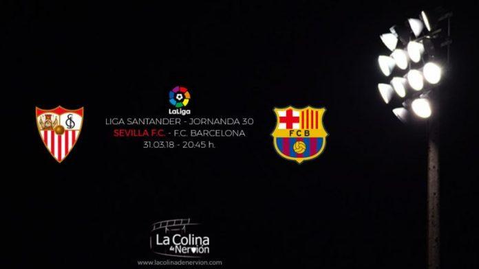 Primera final, ante el Barça en Nervión