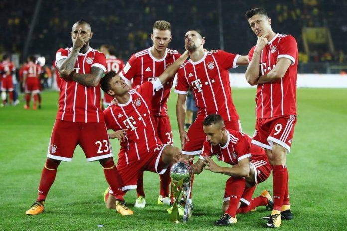 El Bayern de Heynckes, la indomable apisonadora bávara