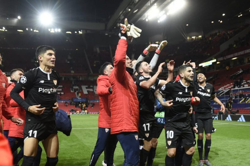 Los diez grandes europeos a los que ya les ha ganado el Sevilla