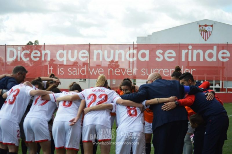 Las mejores fotos del Sevilla Femenino – Madrid CFF