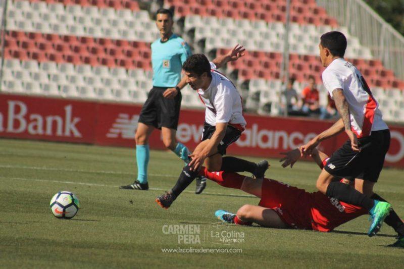 Las mejores fotos del Sevilla Atlético – Nàstic