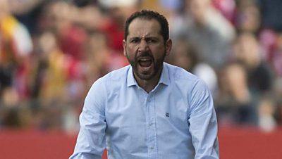 Llega Machín y con él las estrategias al Sevilla FC