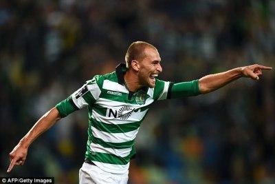 Bas Dost rescinde su contrato con el Sporting