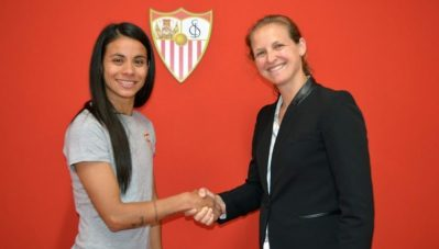 Francisca Lara ficha por el Sevilla FC