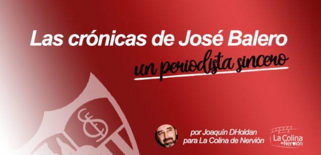 Las crónicas de José Balero, un periodista sincero  Episodio 9