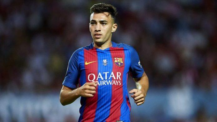 Valverde prefiere que Munir salga ya