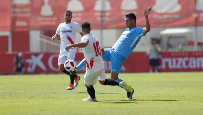El Sevilla Atlético de Luci comienza cuesta abajo