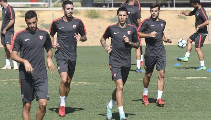 Borja San Emeterio y Arbujania también se marchan del Sevilla Atlético